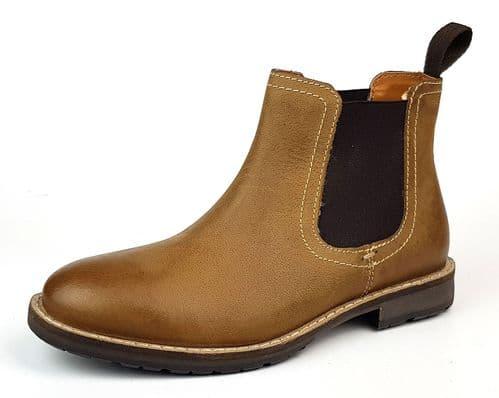 Oaktrak - Oakham Brown 790 Chelsea Boots